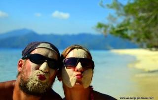 Rajska wyspa Gili Meno