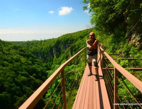 Tak wygląda Canyon Okatse – nowa atrakcja turystyczna Gruzji