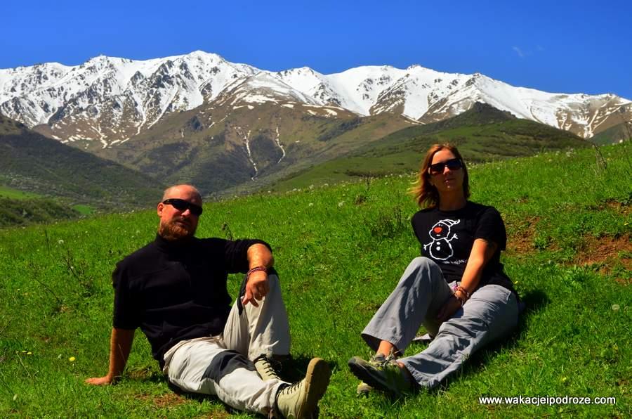 Armeńskie krajobrazy