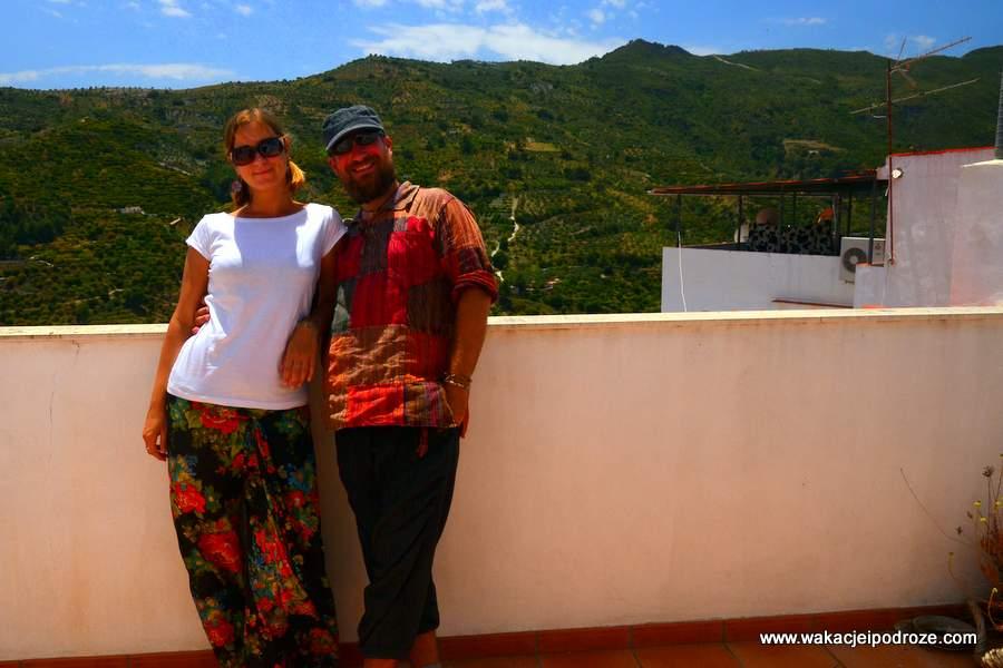 Andaluzja - nasz domek w górach
