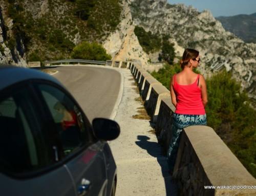 Najpiękniejsze trasy widokowe w Hiszpanii – stara droga do Granady