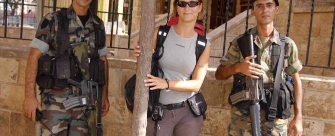 Wjazd do Libanu