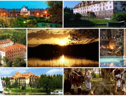 Najlepsze hotele na Mazurach – 5 wyjątkowych propozycji