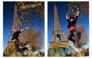 Ile kosztuje wyjazd do Paryża ?