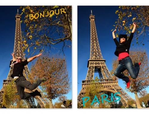 Jak pojechać do Paryża i nie wydać fortuny ?