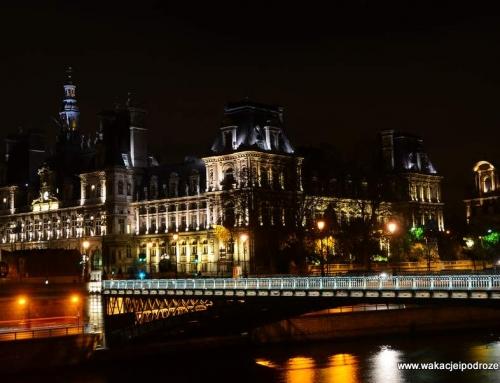 Tak wyglądał Paryż po zamachach