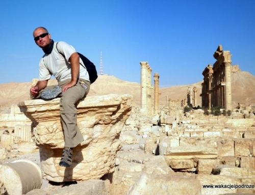 Palmyra jakiej już nie zobaczysz