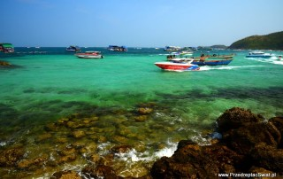 Pataya plaże w okolicy - Koh Larn