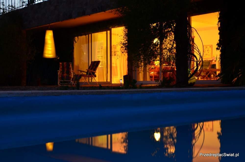 dom z basenem do wynajęcia w Hiszpanii