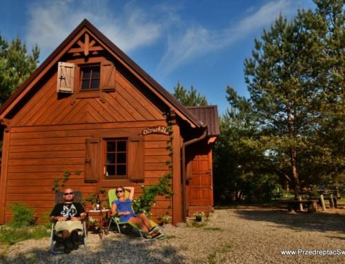 Kaszuby – nasz domek z kominkiem w Borach Tucholskich