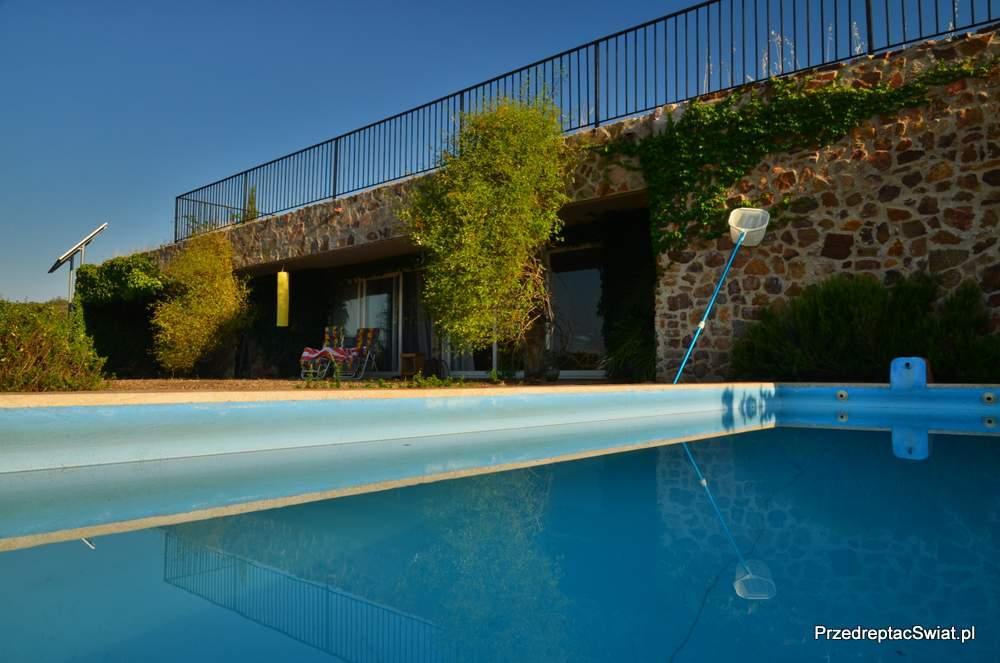 Andaluzja dom z basenem do wynajęcia
