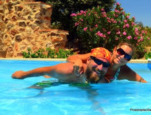 Hiszpania dom z basenem do wynajęcia w Andaluzji