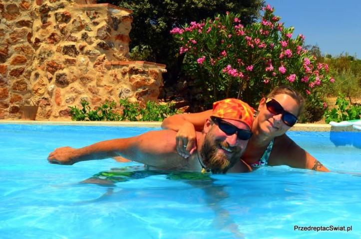 hiszpania dom z basenem do wynajęcia