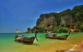 Tajlandia - Railey Beach czy warto?