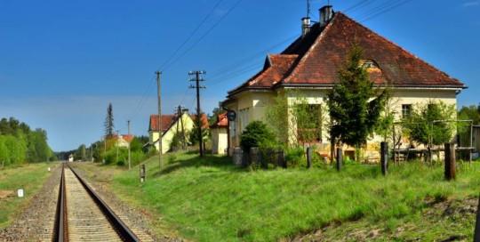 Stacja kolejowa Olpuch Wdzydze