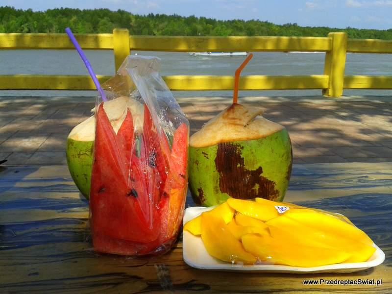 Tajlandia ceny owoców