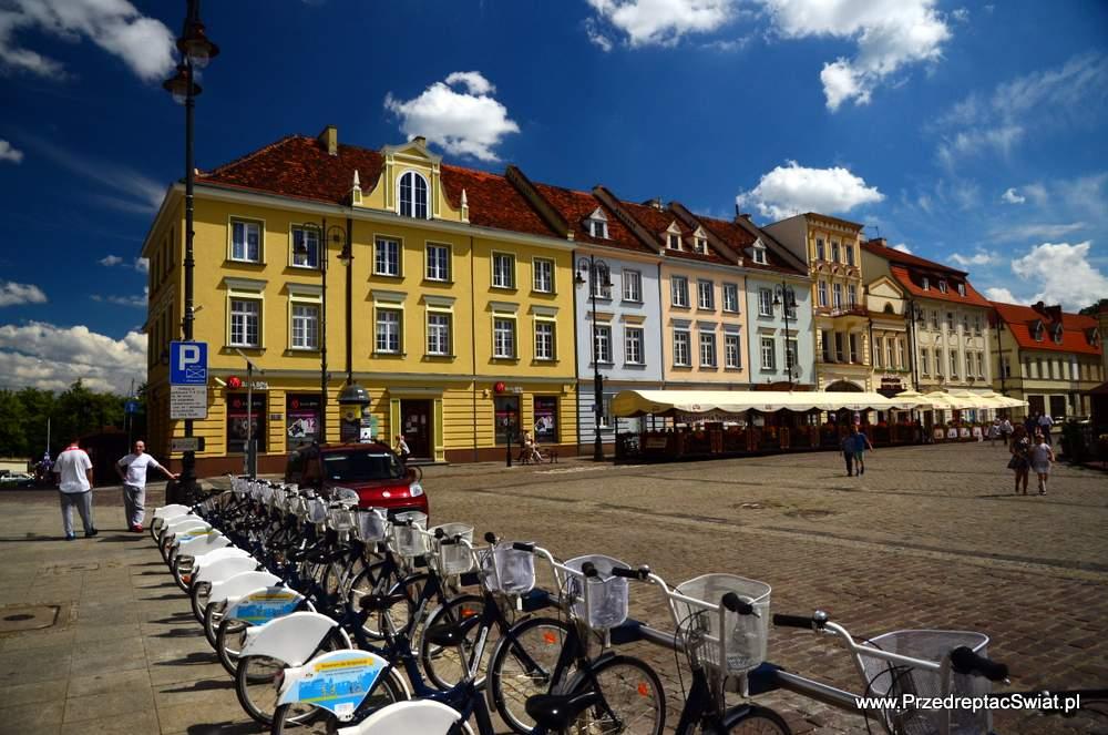 Bydgoszcz rowery