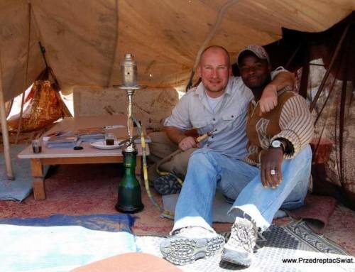 Douz u wrót Sahary