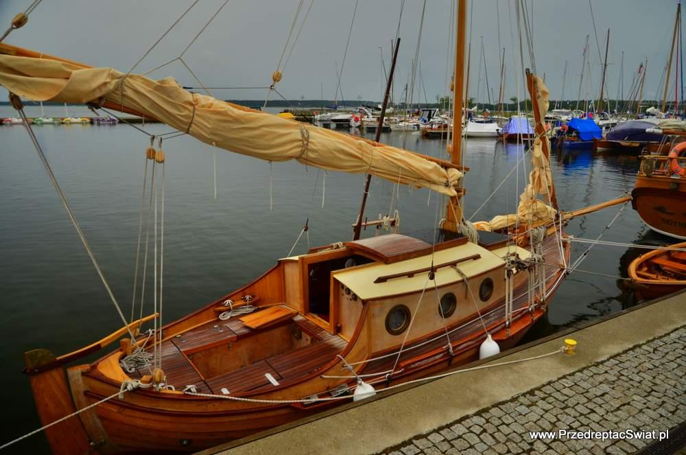 najpiękniejsze jachty - kuter Freya