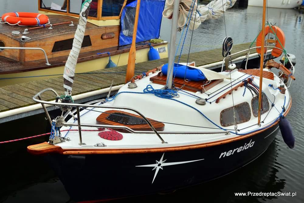 najpiękniejsze jachty na Mazurach - Mały Książe