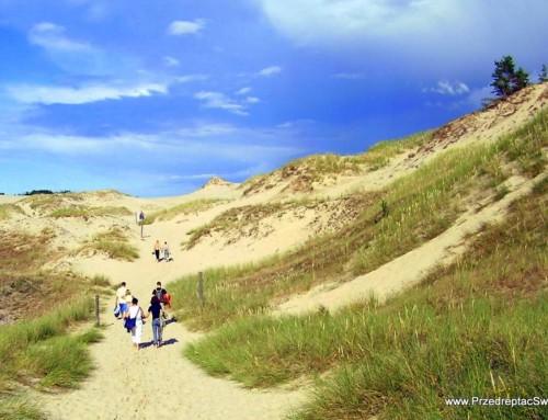 Najpiękniejszy kawałek polskiego wybrzeża