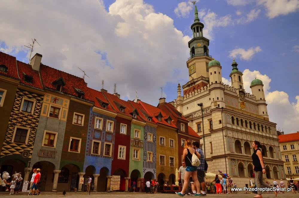 wielkopolska miasta któe warto odwiedzić - Poznań