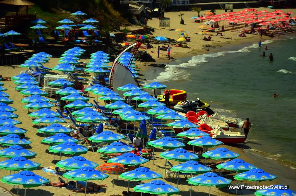 Sozopol plaże