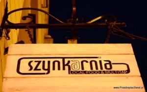 Wrocław ciekawe bary - Szynkarnia