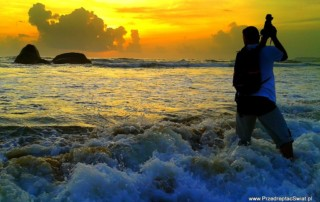 Plaże na Goa - Agonda Beach