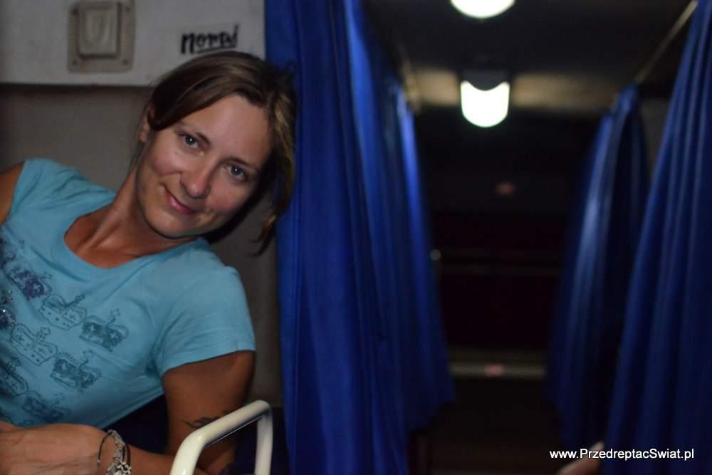 Indie - autobus sypialny