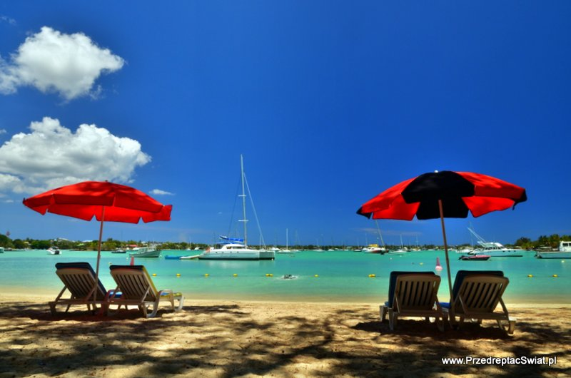 Mauritius rajska plaża
