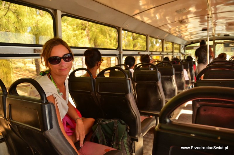 Mauritius dojazd na lotnisko autokarem