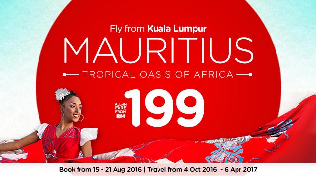 Air Asia Mauritius