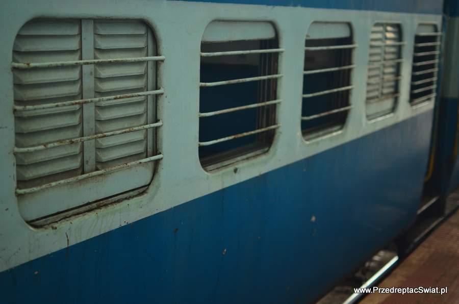 Pociąg w Goa