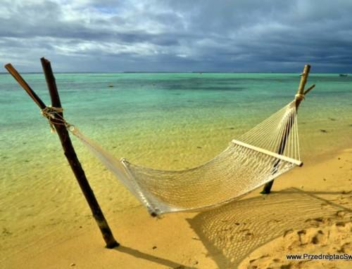 Tak wyglądają plaże na Mauritiusie …