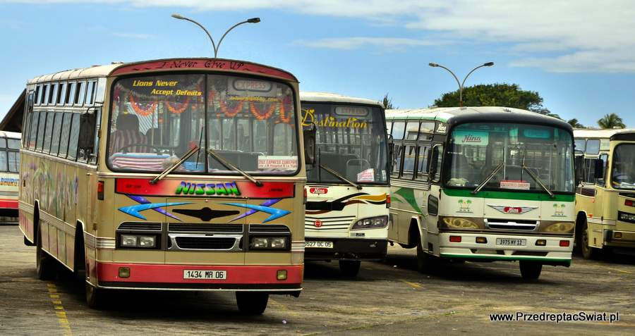 Mauritius transport publiczny