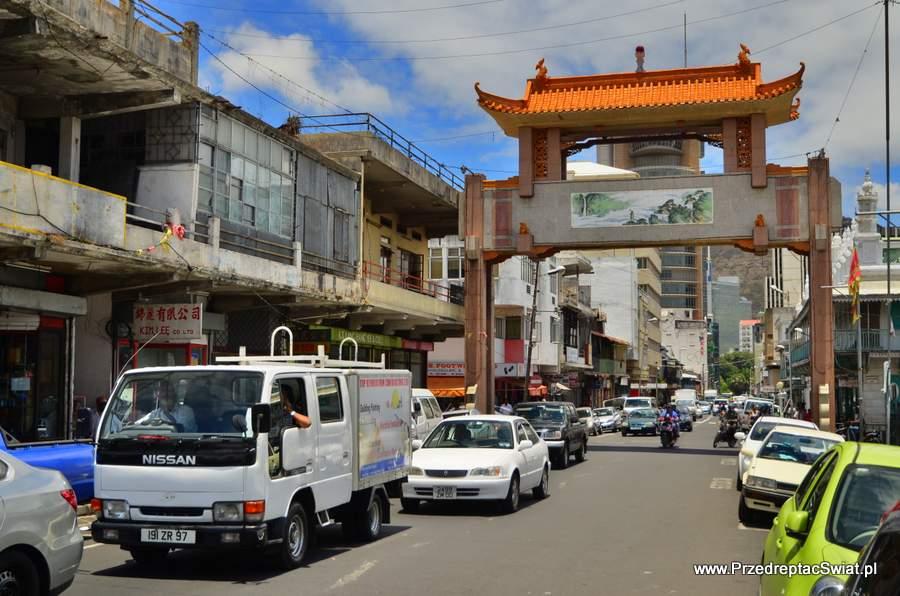 Port Luis China Town