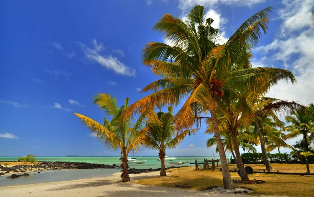 Mauritius opinie - plaża Grand Gaube