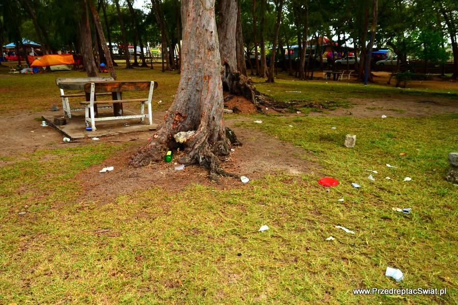 śmieci Mauritius