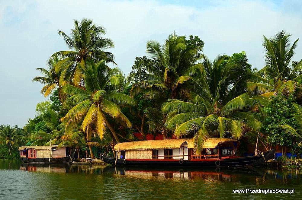 Kerala domek