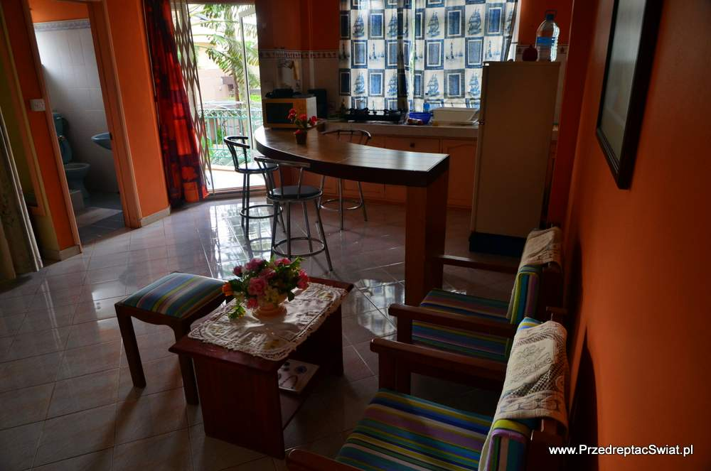 Mauritius noclegi - apartament w Flic en Flac
