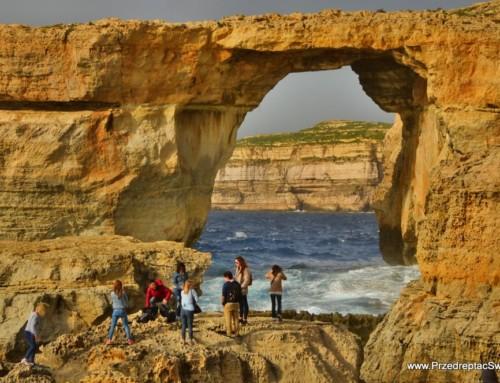 Zawaliła się jedna z największych atrakcji Malty i Gozo – Azure Window