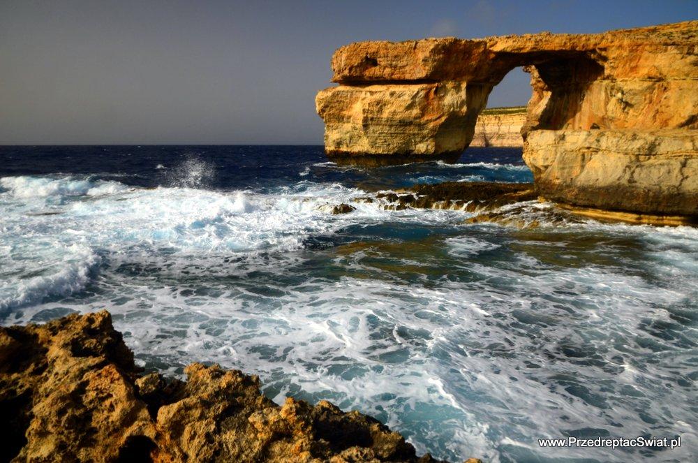 Azure Window na Gozo