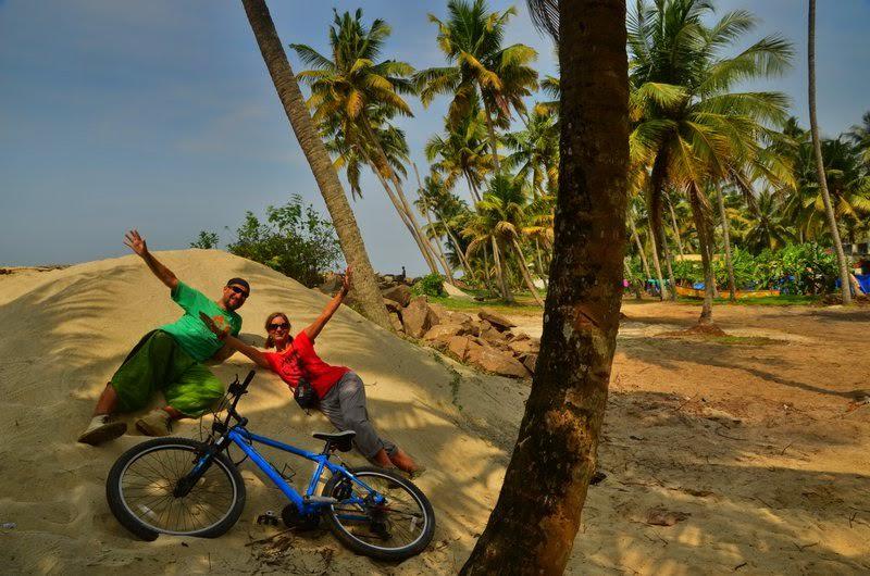 Kerala na rowerze