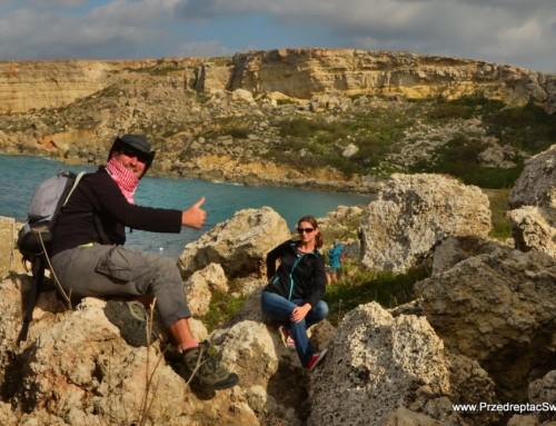 Z plecakiem przez Maltę i Gozo
