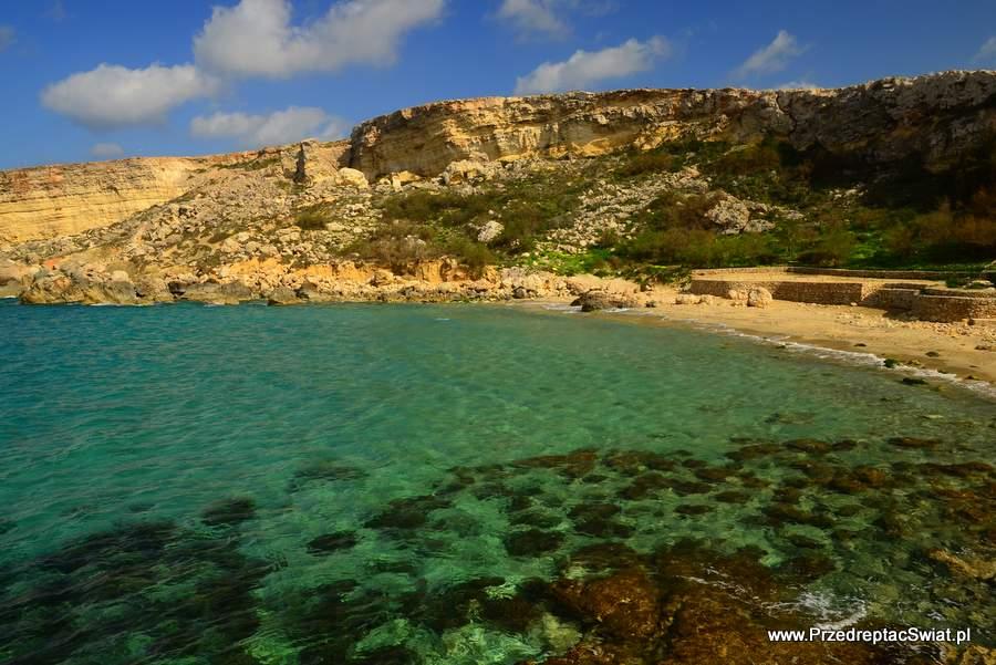 Malta Pararise Bay