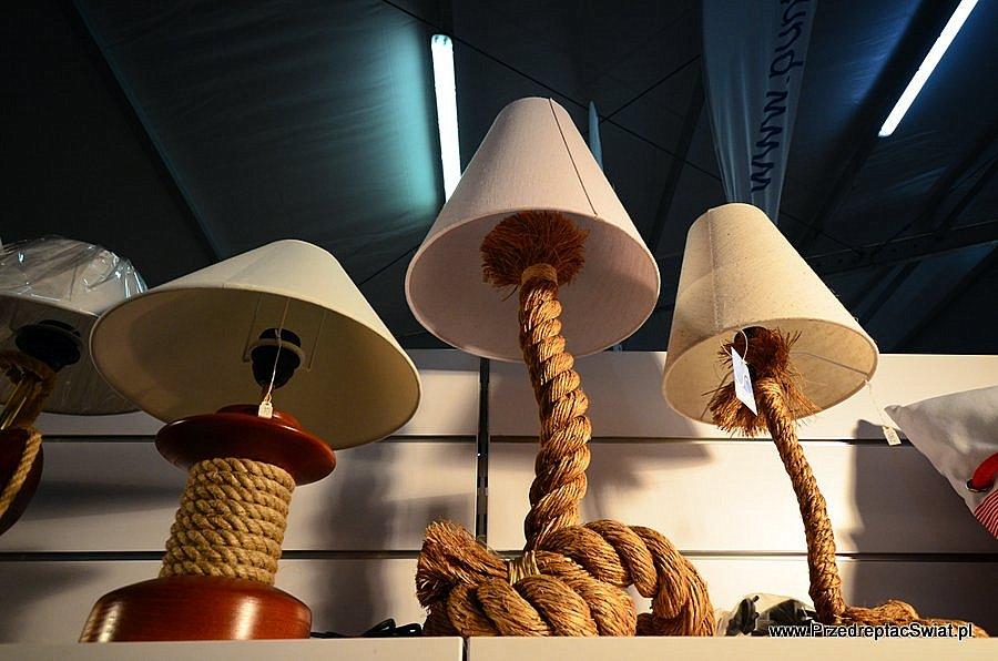 Prezent dla żeglarza - lampa