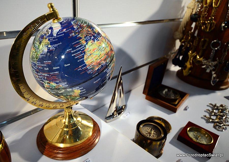globus żeglarski