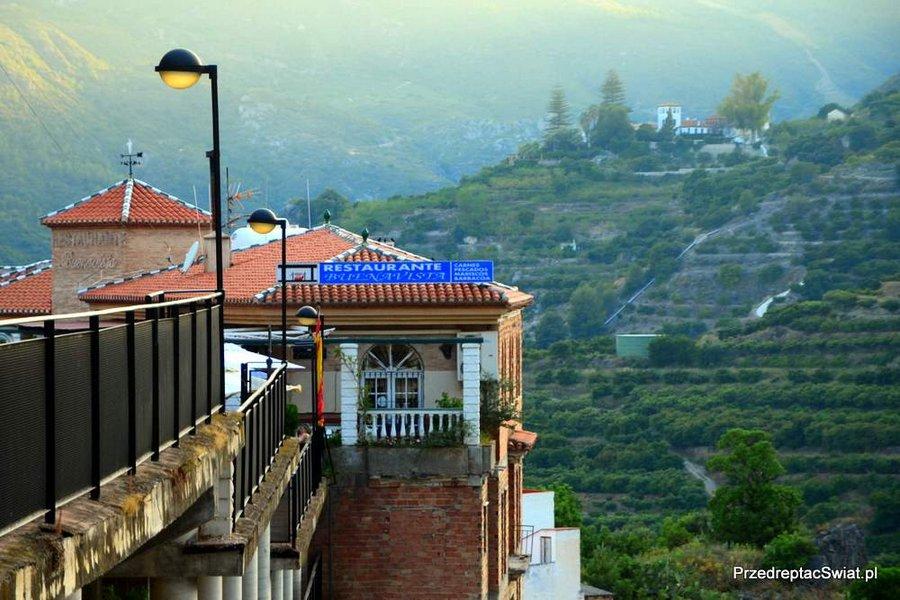 nocleg w hiszpanii przez airbnb - otivar