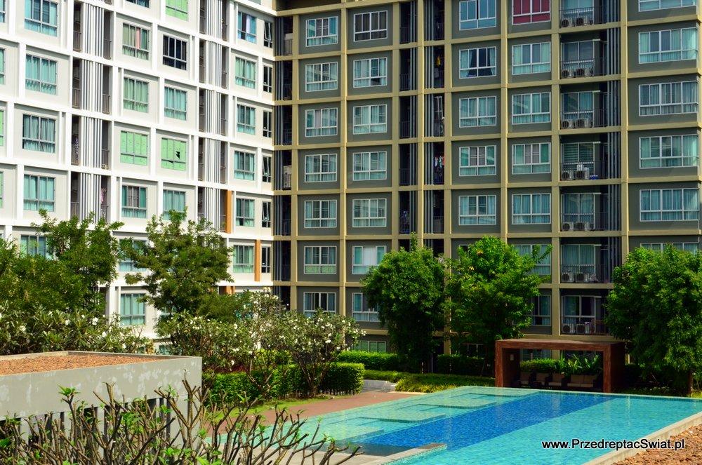 wynajęcie apartamentu w Tajlandii - Chiang Mai